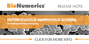Enterococcus raffinosus wgMLST schema