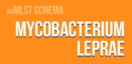 Mycobacterium leprae wgMLST schema