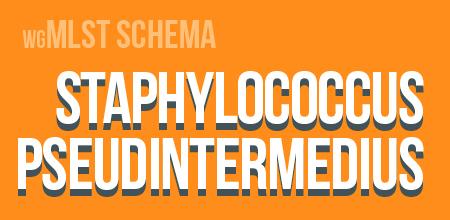 Staphylococcus pseudointermedius wgMLST schema