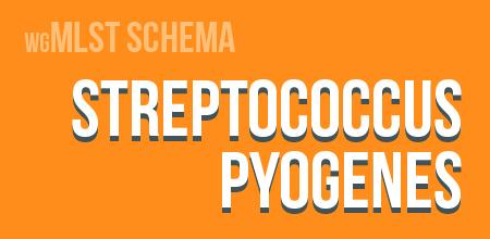 Streptococcus pyogenes wgMLST schema