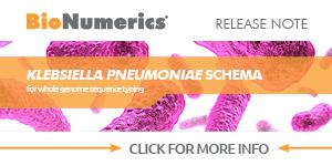 Klebsiella pneumoniae wgMLST schema