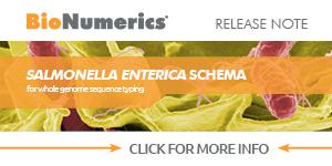 Salmonella enterica wgMLST schema